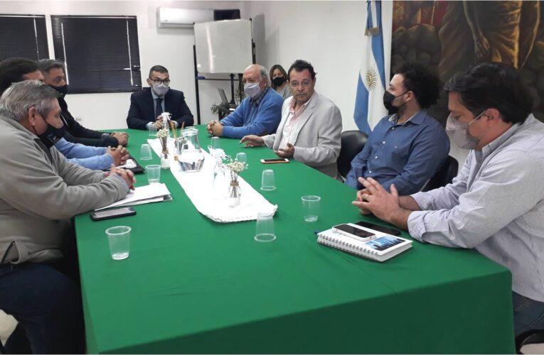 Reunión con representantes de Gasnor y la Asociación Tucumana de Instaladores de Gas
