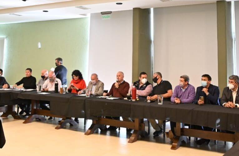 Reunión de representantes de ADPRA