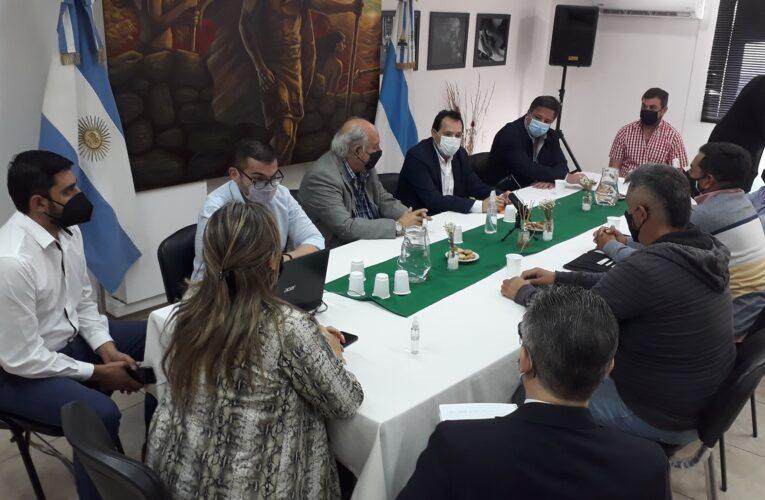Mesa de Diálogo entre Gasnor, la Asociación de Gasistas y la Defensoría del Pueblo